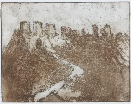 Castle Walls Monteriggiono
