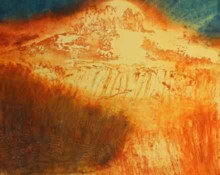 Autumnal glow Kelston Roundhill